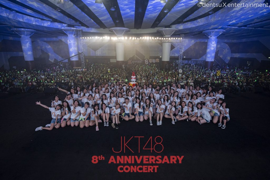 JKT48 8th Anniversary Concert